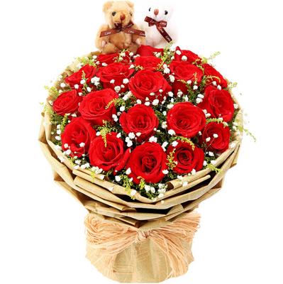 广元旺苍县哪家花店可以订花?