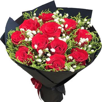 白山抚松县文化广场哪家花店可以订花?